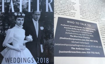 From the March issue of The Tatler magazine