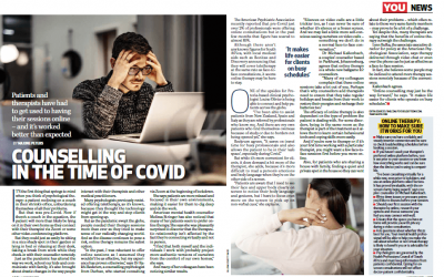 Counselling in the time of Covid